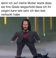 Short Keanu Reeves meme #1