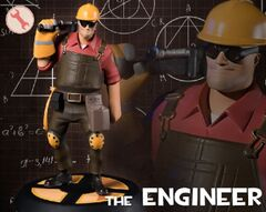 The Engineer: Leere Meme Vorlage