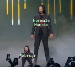 Short Keanu Reeves meme #3