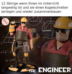 The Engineer meme #1